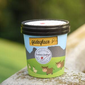 Erdbeere-Joghurt Glace von Gadeglace