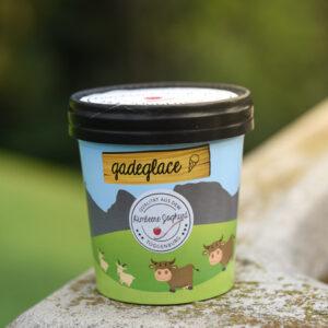 Himbeere-Joghurt Glace von Gadeglace