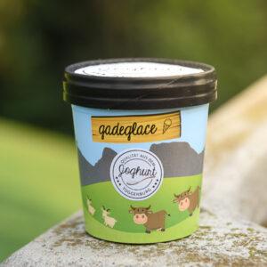 Joghurt Glace von Gadeglace